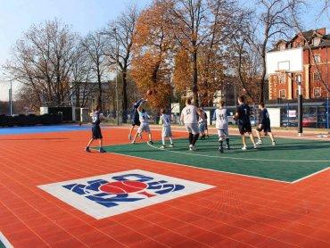 Ostatnio zakończono modernizację kompleksu sportowego przy ul. Katowickiej w Chorzowie (fot. mat. prasowe)