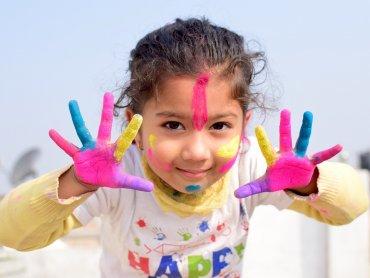 Zabawa to bardzo istotny element w życiu dziecka (fot. pixabay)