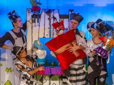 Spektakl to prawdziwe wydarzenia z dziejów Gliwic (fot. mat. organizatora)