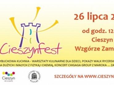 Podczas imprezy Cieszynfest nikt nie będzie się nudził (fot. materiały prasowe)