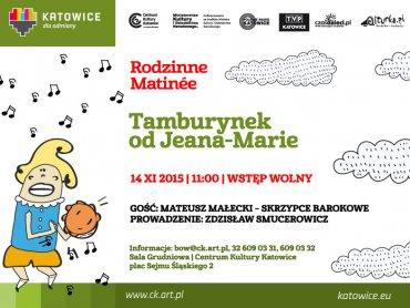 14 listopada słuchacze przeniosą się w czasy baroku (got. mat. organizatora)