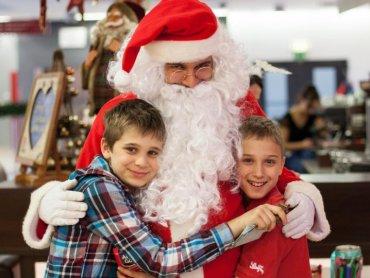 Od 5 do 7 grudnia City Point zaprasza do Krainy Świętego Mikołaja (fot. mat.org.)