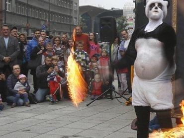 Cyrkobus odwiedzi katowickie dzielnice (fot. mat. organizatora)