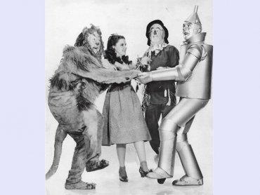 """Pierwsza ekranizacja powieści pt. """"Czarnoksiężnik z Krainy Oz"""" ukazała się w 1939 r. (fot. pixabay)"""