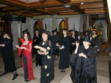 Sabat Czarownic odbędzie się w Warowni Pszczyńskich Rycerzy (fot. materiały Warowni)