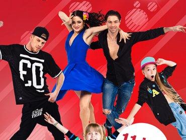 Taniec to świetna forma aktywności niezależnie od wieku (fot. Egurrola Dance Studio)