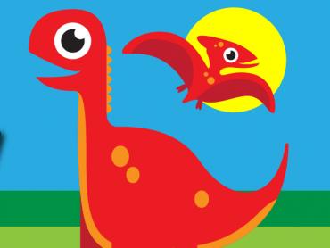 27 października można cały dzień spędzić z dinozaurami w podziemiach Sztolni Królowej Luizy (fot. mat. organizatora)