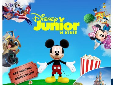 Wydarzenie poprowadzi interaktywna Myszka Miki (fot. mat. Fb Helios dla Dzieci)