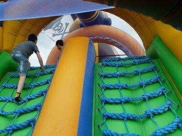 Na festynie do dyspozycji dzieci będą aż 4 dmuchańce (fot. pixabay.com)