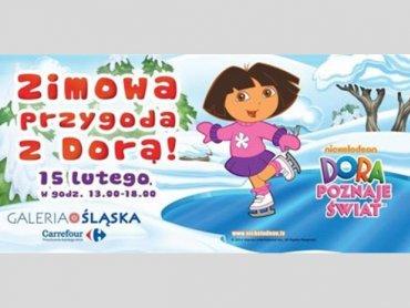 Mała podróżniczka Dora jest jedną z ulubionych postaci młodych telewidzów (fot. materiały prasowe)