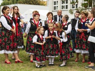 Dożynki Miejskie w Dąbrowie Górniczym w 2018 r. (fot. Marek Wesołowski)