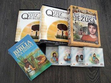 Dziś do wygrania quizy biblijne, ilustrowana biblia oraz audiobooki (fot. mat. SIlesia Dzieci)