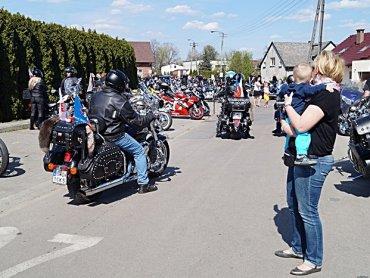 V Wilkowyjski Zlot Motocyklowy (fot. mat. Silesia Dzieci)