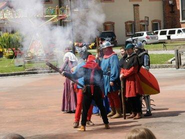 Piknik rycerski w Tarnowicach Starych odbędzie się 14 maja (fot. mat. organizatora)