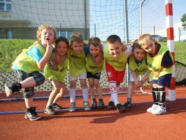 Olimpijskie Dzieciaki to sposób na prawidłowy rozwój fizyczny i emocjonalny pociechy (fot. materiały Olimpijskich Dzieciaków)