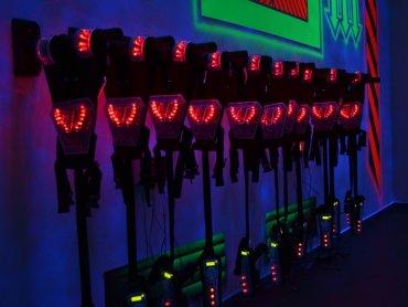 W naszym konkursie można wygrać vouchery do Laserowego Centrum Rozrywki (fot. materiały Laserhouse)
