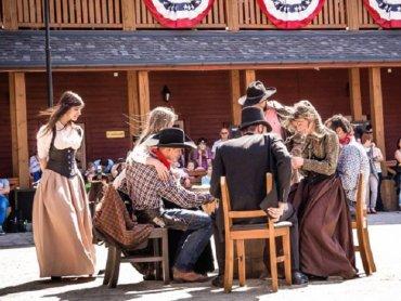 Festwial Country odbędzie się 18 i 19 czerwca w Westernowym Miasteczku Twinpigs (fot. mat. organizatora)