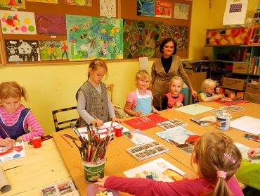 Klub Wilkowyje zaprasza dzieci na folkowy tydzień (fot. mat. organizatora)
