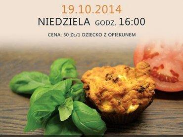 Warsztaty kulinarne odbędą się w Dworku w Bielsku-Białej (fot. materiały organizatora)