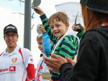 W Europie Centralnej odbędą się charytatywne zawody rowerowe dla najmłodszych (fot. mat. organizatora)