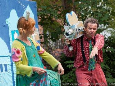 Dziecinadę uświetni spektakl Teatru PIKI (fot. Chorzowski Ogród Teatralny / Radosław Ragan)