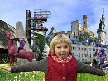 """Pomysły na wycieczki z dziećmi po Śląsku znajdziecie w """"Dzieci odkrywają Śląskie"""" (fot. mat. prasowe)"""