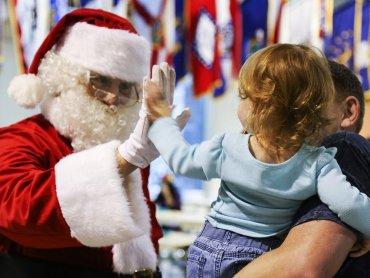 Spotkanie z Mikołajem odbędzie się 6 grudnia o godz. 17.30 w Katowicach przy ul. Niskiej 6 (fot. pixabay)