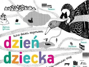 W gliwickim Kinie Amok Dzień Dziecka to projekcje dla młodych widzów w różnym wieku (fot. mat. organizatora)