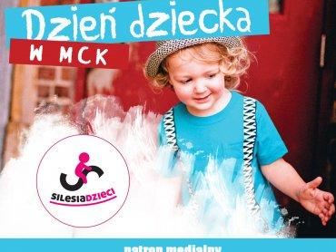 Dzień Dziecka w tyskim MCK to bezpłatne atrakcje dla dzieci w różnym wieku (fot. mat. organizatora)