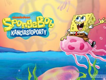 Spotkanie z SpongeBobem odbędzie się w Europie Centralnej (fot. mat. organizatora)