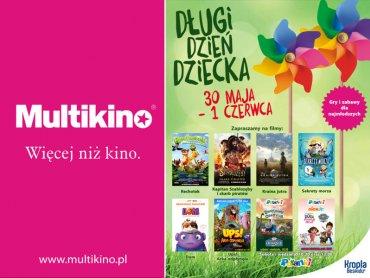 Na Dzień Dziecka Multikino, poza seansami, przygotowało dodatkowe atrakcje (fot. mat. organizatora)