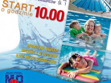 Najlepsi uczestnicy Wiosennego Święta Wody powalczą o nagrody, m.in. bony do sklepów Decathlon (fot. mat. organizatora)