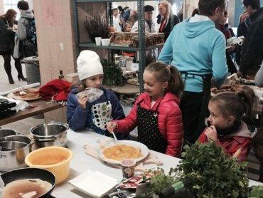 Warto zaopatrzyć się w dobre produkty na święta. Dostępne są one na katowickim Eko Jarmarku (fot. mat. organizatora)