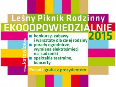 Piknik w Parku Leśnym to propozycja na edukacyjną zabawę z całą rodziną (fot. mat. organizatora)
