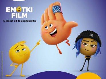 """""""Emotki. Film"""" to komedia animowana, która pojawi się w kinach 13 października (fot. mat. organizatora)"""