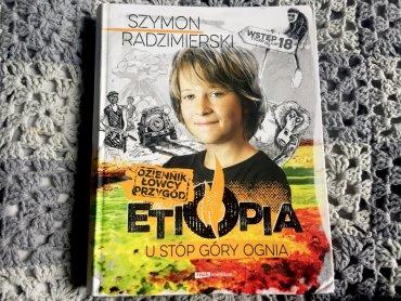 Opowieści Szymona to ciekawa alternatywa dla popularnych książek podróżniczych pisanych przez dzieci (fot. Ewelina Zielińska/SilesiaDzieci.pl)