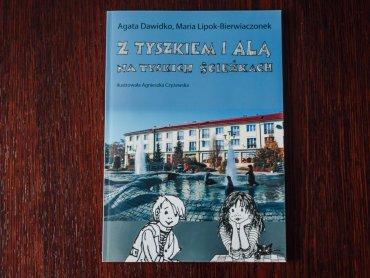 Mamy dla Was jeden egzemplarz książki o Tychach napisanej specjalnie dla dzieci (fot. Ewelina Zielińska)