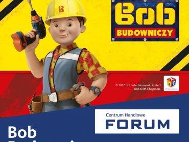 Bob Budowniczy odwiedzi CH FORUM 9-10 września (fot. mat. organizatora)