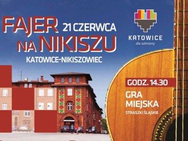 """21 czerwca będzie miała miejsce druga odsłona cyklu imprez """"Fajer na Nikiszu"""" (fot. mat. organizatora)"""