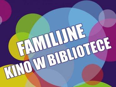 MBP w Sosnowcu zaprasza na kolejny pokaz z cyklu Kino Familijne w Bibliotece (fot. mat. organizatora)