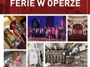 Zajęcia odbędą się w Operze Śląskiej w Bytomiu (fot. mat. organizatora)