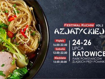 Park Powstańców Śląskich zamieni się w prawdziwe aleje azjatyckiego street foodu (fot. mat. organizatora)