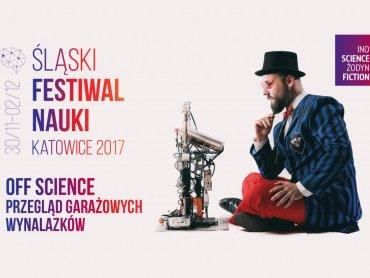 Śląski Festiwal Nauki odbędzie się w dniach 30 listopada-2 grudnia w Katowicach (fot. mat. organizatora)