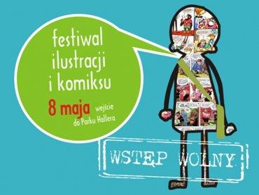 8 maja odbędzie się Festiwal Ilustracji i Komiksu (fot. mat. organizatora)