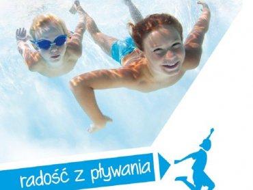 Festwial pływania to impreza promująca naukę pływania wśród dzieci (fot. mat organizatora)