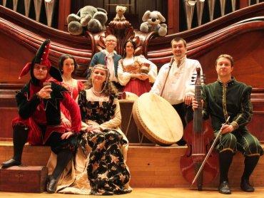 Zespół Muzyki Dawnej Floripari (fot. mat. organizatora)