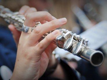 """Dźwięki fletu usłyszycie """"W krainie muzyki"""" 23 września (fot. pixabay)"""