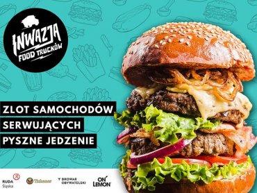 Od 20 do 22 kwietnia na Placu Jana Pawła II w Rudzie Śląskiej będzie można smacznie zjeść i miło spędzić czas (fot. mat. organizatorów)