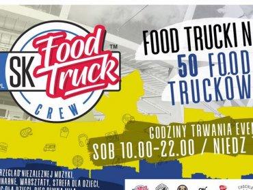 Zlot food trucków odbędzie się na Stadionie Śląskim (fot. mat. organizatora)