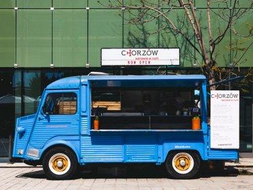 Food trucki zagoszczą na chorzowskim Rynku 11-13 października (fot. mat. organizatora)